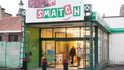 210 banen bedreigd bij Match en Smatch: 16 Belgische winkels sluiten de deuren