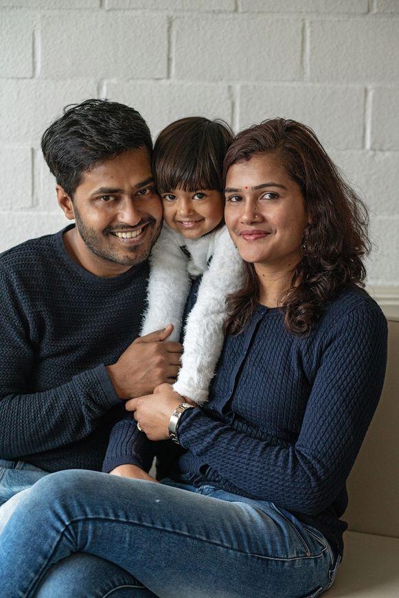 Kaushal en Pooja stapten vijf jaar geleden in een gearrangeerd huwelijksbootje.