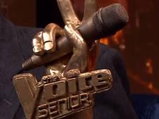 Dit is de winnaar van The Voice Senior