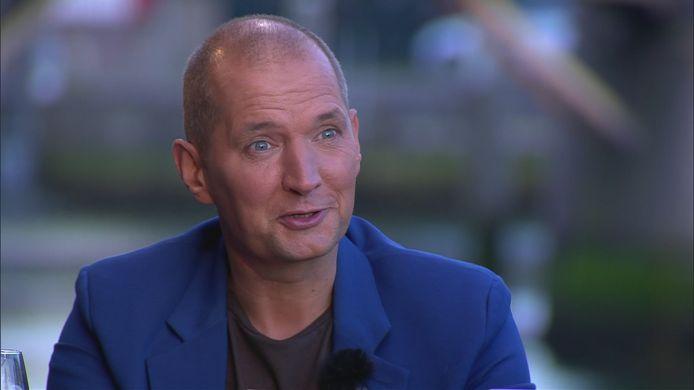 Karl Vannieuwkerke in 'Vive Le Vélo'