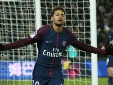 PSG verslaat Marseille in Le Classique, maar ziet Neymar uitvallen