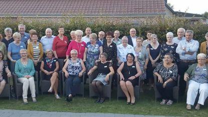 70-jarigen houden feestje