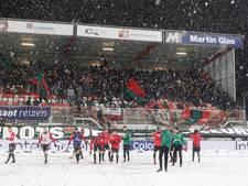 Alle Jupiler League-wedstrijden afgelast, eredivisie wordt morgen bekeken