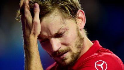 "Goffin gefrustreerd na verlies tegen nummer 132 in Montpellier: ""Was wat gespannen"""