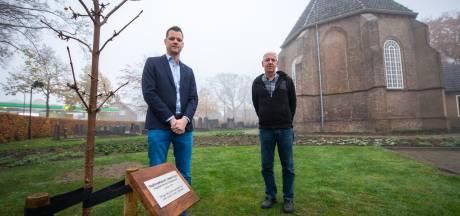Made heeft komende 100 jaar een Anne Frankboom