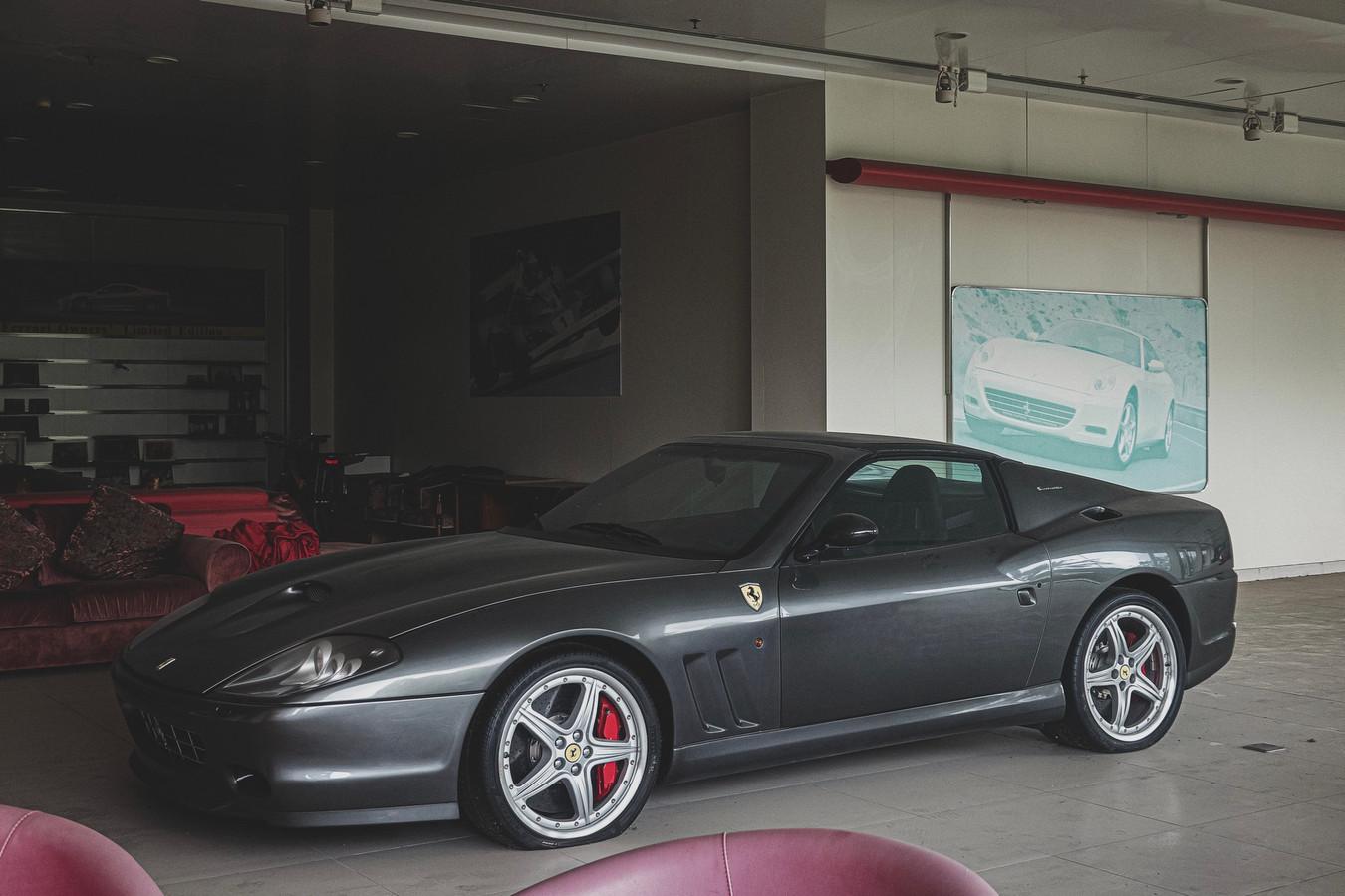 Ferrari 575 Superamerica.
