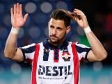Fran Sol neemt afscheid bij Willem II - PSV