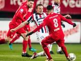 Twente schiet niets op met gelijkspel tegen Willem II
