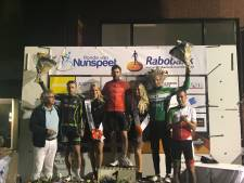 Robin Löwik wint criterium Nunspeet met overmacht