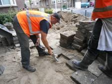 Geen oplossing voor stratenmaker die zijn pensioen niet haalt
