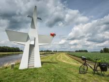 Laten gemeenten de langste kunstroute van Europa straks verpieteren?