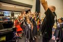 Musicalgroep De Notenkrakers wordt  één van de gebruikers van het 'nieuwe' onderkomen in Waalwijk.
