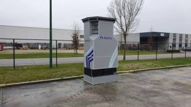 Politiezone Deinze-Zulte-Lievegem zet flitspaal met lasertechnologie in