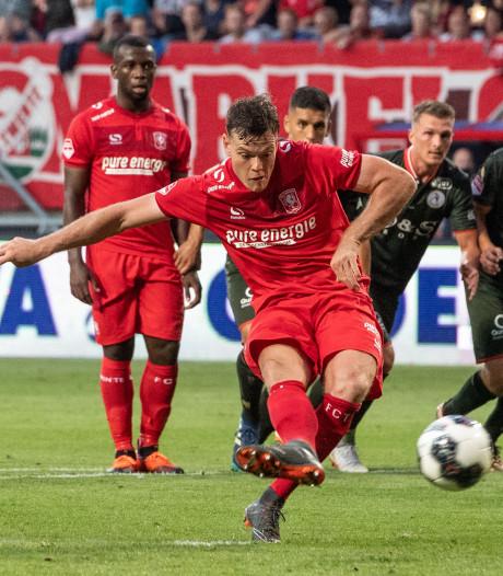 Boere matchwinnaar voor FC Twente in duel met Sparta