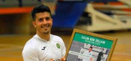 Salim ben Sellam, wat een afscheid!