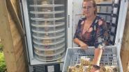 Wafels en Meer verkoopt dag en nacht lekkernijen via automaat