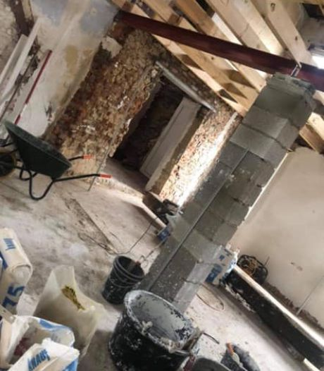 """Leur maison est toujours inhabitable après dix mois de travaux: """"Il nous a arnaqué de 55.000 euros"""""""
