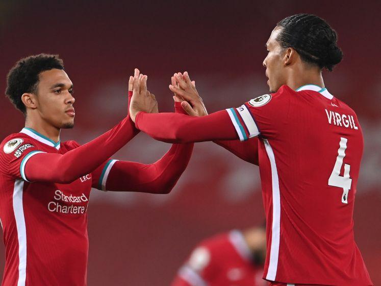 Liverpool in vermakelijke topper langs Arsenal