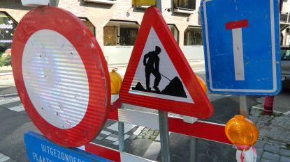Werken Waaistraat: baan tussen Eeklo en Kaprijke gaat dicht