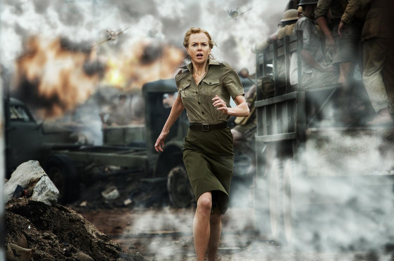 Nicole Kidman in 'Australia' Beeld AP