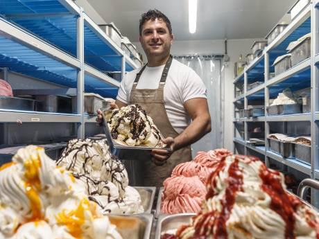 Corona, meer concurrentie en soms té heet voor ijsjes. Toch zeggen onze ijsbazen: 'Wij overleven het wel'