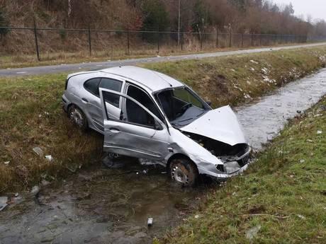 Audi-rijder krijgt anderhalf jaar cel voor wegdrukken auto op N2
