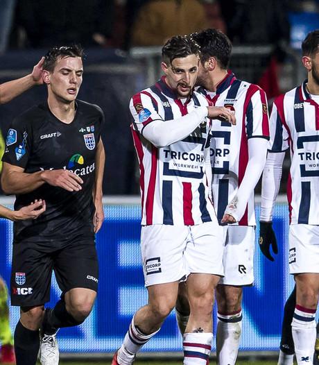 Willem II ziet 2-0 in 2-3 veranderen
