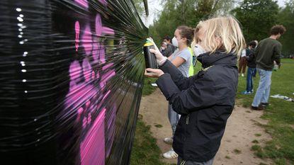 Toveren met hologrammen, animatiefilm maken of graffiti spuiten tijdens Scholencultuurdag