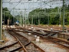 Minder treinen door storing aan spoorbrug Gouda: monteurs bezig met spoedreparatie