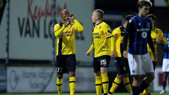 1B. Erg jong Club B verliest tegen Lierse Kempenzonen eerste match van 2021