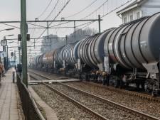 Staatssecretaris bevestigt: meer giftreinen door Apeldoorn, Deventer en Zutphen