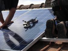 Ruim 1000 zonnepanelen op dak Performance Factory Enschede