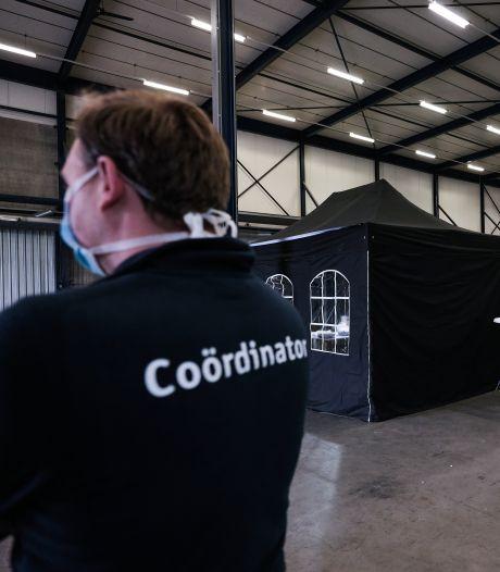 Personeel teststraat GGD Winterswijk heeft corona