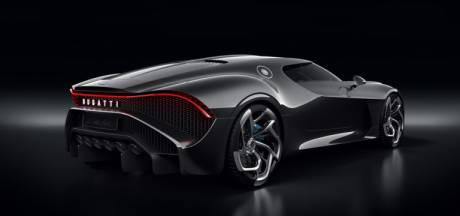 17 millions d'euros : Bugatti expose la voiture la plus chère du monde