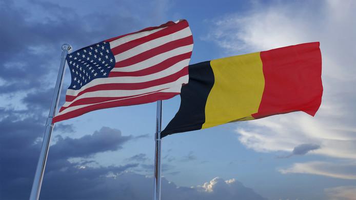 Plusieurs milliers de Belges sont d'origine américaine.