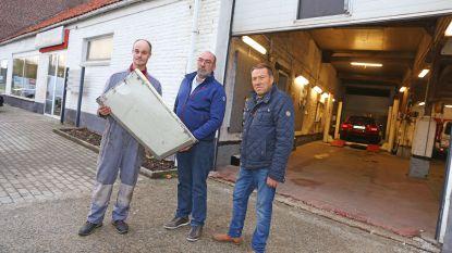 Inbrekers roven Lexus en Volvo uit werkplaats garage