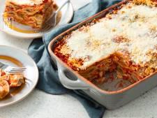 Wat Eten We Vandaag: Lasagne van ravioli