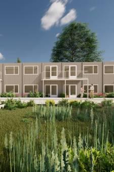 Studio's voor jongeren met autisme in duurzaam appartementengebouw in Helmond-West