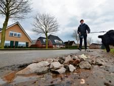 Wegennet West Betuwe is een 'gatenkaas': bijna vijftien miljoen euro extra voor herstel