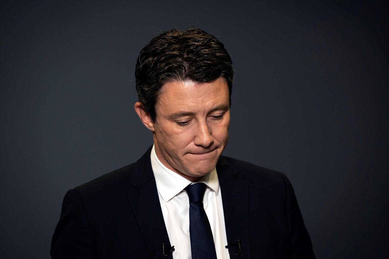 Benjamin Griveaux trekt zich terug als kandidaat voor het burgemeesterschap van Parijs