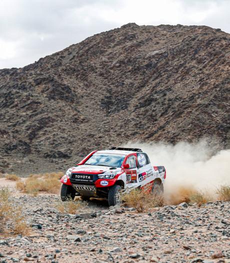 Ten Brinke toont vorm in zevende etappe Dakar