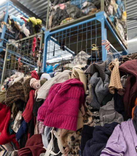 Soms 10 vrachtwagens aan spullen, maar nauwelijks klanten: kringloopwinkels hebben het zwaar
