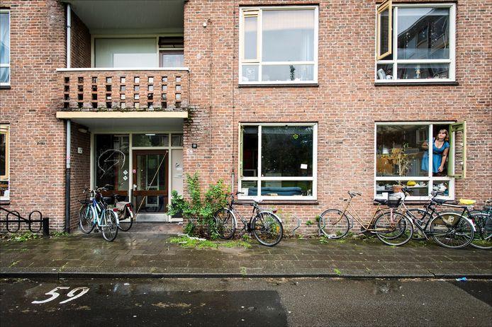 De Ina Boudier Bakkerlaan in Utrecht.