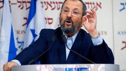 Ehud Barak (77) maakt politieke comeback in Israël