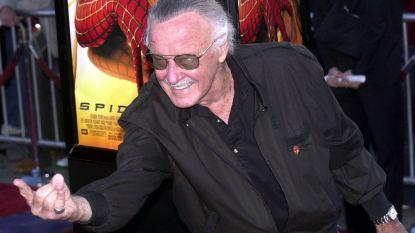"""Hollywoodsterren treuren om Stan Lee: """"Er komt nooit een moment waarop ik je niet zal missen"""""""