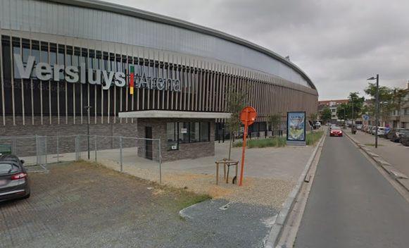 De Versluys Arena.