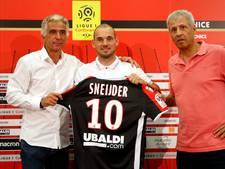 Voorzitter Nice: We hebben Sneijder nodig