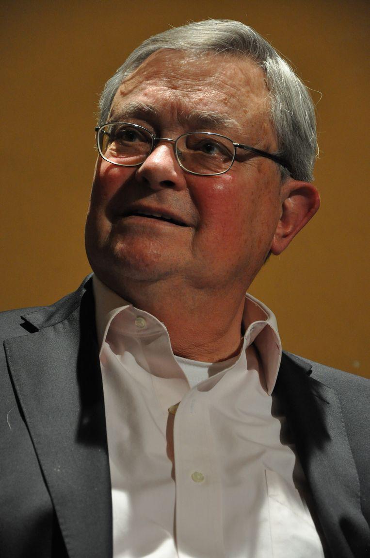 Nico ter Linden in 2015 Beeld Wikimedia/Ben Skala