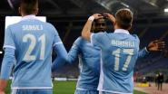 Lazio klopt Torino dankzij assist Lukaku en klimt weer naar vierde plaats