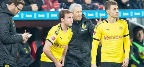 Borussia Dortmund houdt vertrouwen in trainer Favre